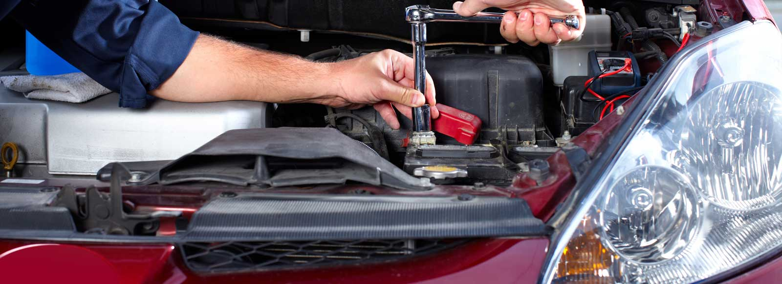 mechanic services under hood