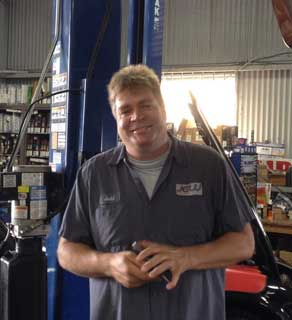 Judd Wenzel, Owner of JCW Auto Repair Service