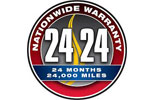 nationwide auto repair bumper to bumper warranty Logo